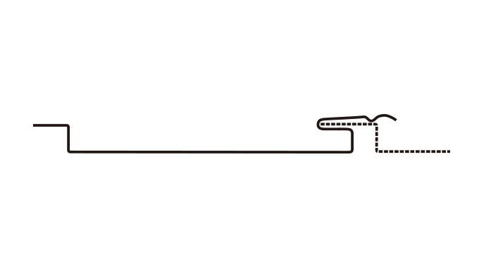 14型 鋼板スパンドレル