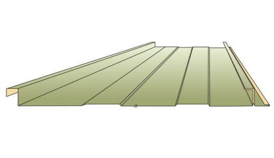 KBクィーンルーフ2型